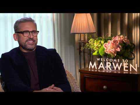 Welcome to Marwen - Steve Carell Interview