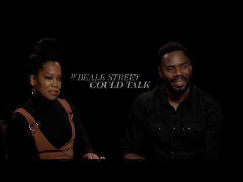 If Beale Street Could Talk - Colman Domingo & Regina King Interview