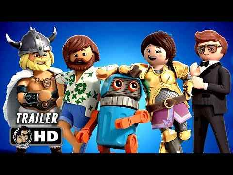 Playmobil: The Movie - trailer 1