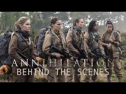Annihilation - Behind The Scenes