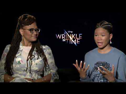 A Wrinkle in Time - Storm Reid & Ava DuVernay Interview