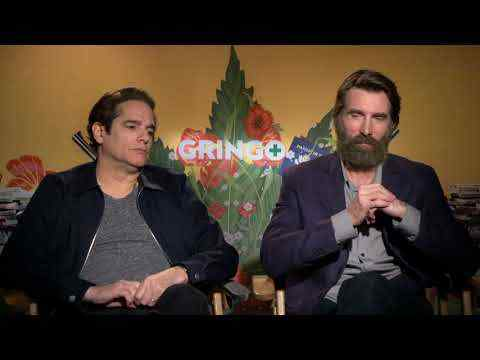 Gringo - Sharlto Copley & Yul Vazquez Interview