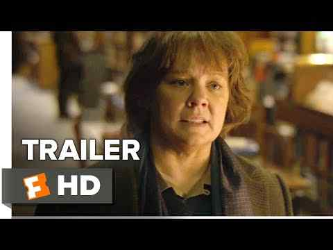 Can You Ever Forgive Me? - trailer 1