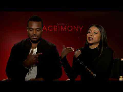 Acrimony - Taraji P Henson & Lyriq Bent Interview