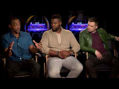 Avengers: Infinity War - Sebastian Stan, Anthony Mackie, Winston Duke Interview