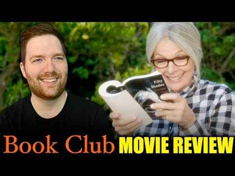 Book Club - Chris Stuckmann Movie review