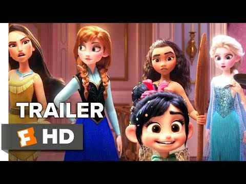 Ralph Breaks the Internet: Wreck-It Ralph 2 - trailer 3