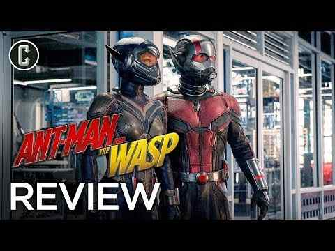 Ant-Man and the Wasp - Collider Movie Review