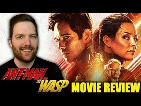 Ant-Man and the Wasp - Chris Stuckmann Movie review