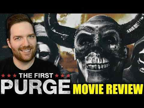 The First Purge - Chris Stuckmann Movie review