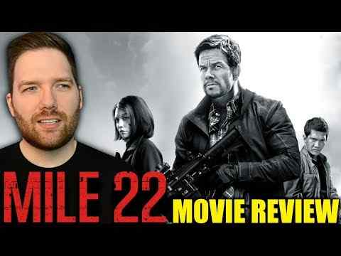 Mile 22 - Chris Stuckmann Movie review