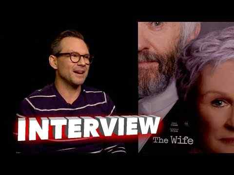 The Wife - Christian Slater Interview