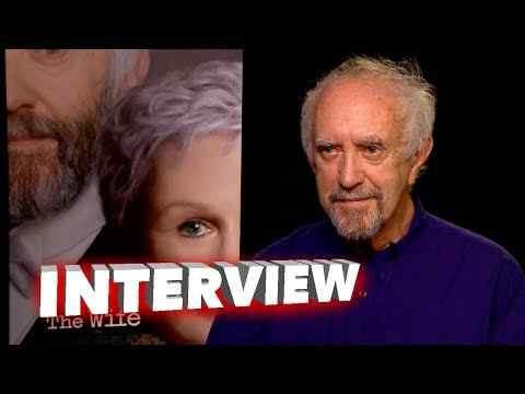 The Wife - Jonathan Pryce Interview
