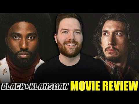 BlacKkKlansman - Chris Stuckmann Movie review