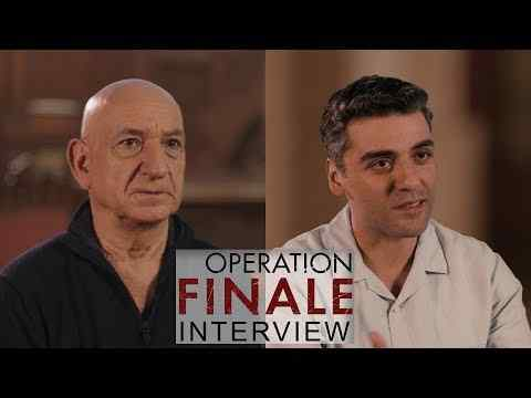Operation Finale - Interviews
