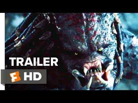 The Predator - trailer 4