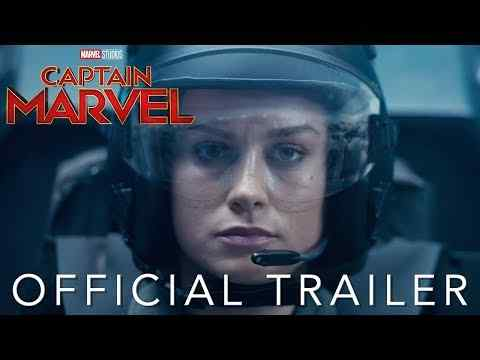 Captain Marvel - trailer 1