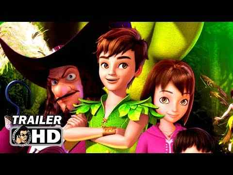 Peter Pan: The Quest for the Never Book - trailer 1