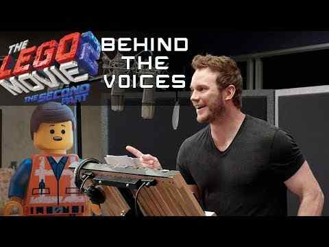 The Lego Movie 2: The Second Part - Behind The Voices