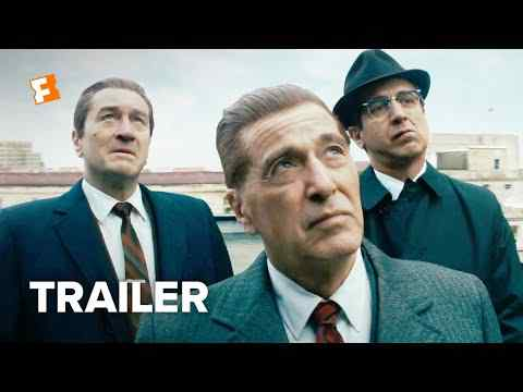 The Irishman - trailer 2