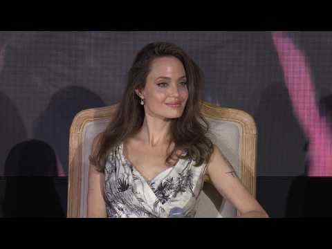 Maleficent: Mistress of Evil - Cast and Crew Press Conference Part 2