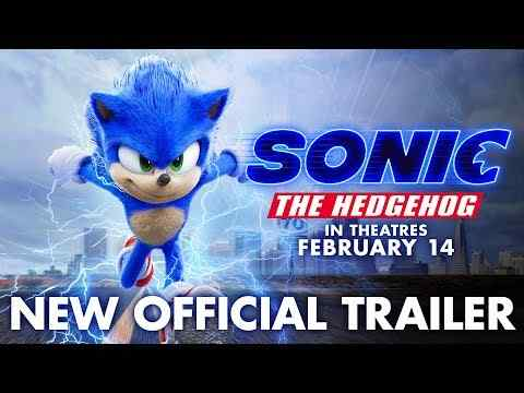 Sonic the Hedgehog - trailer 1