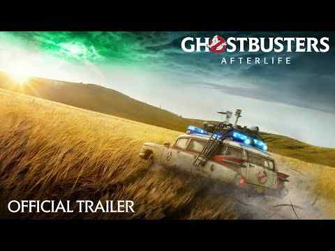 Ghostbusters: Afterlife - trailer 1