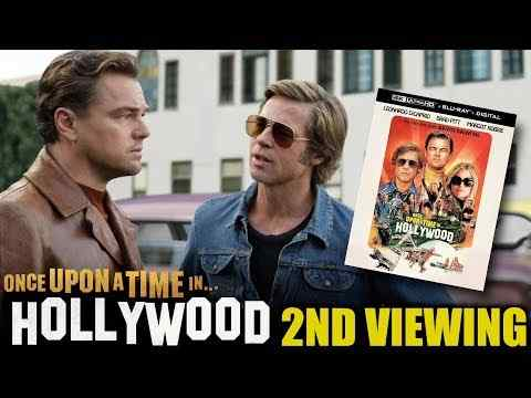 Once Upon a Time in Hollywood - Chris Stuckmann Movie review
