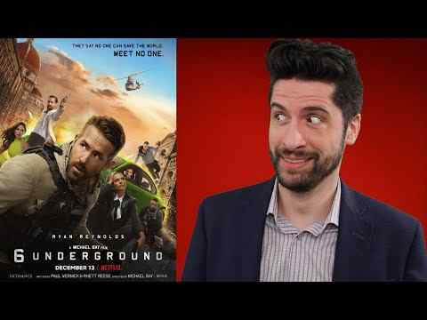 6 Underground - Jeremy Jahns Movie review