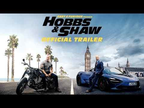 Fast & Furious Presents: Hobbs & Shaw - trailer 1