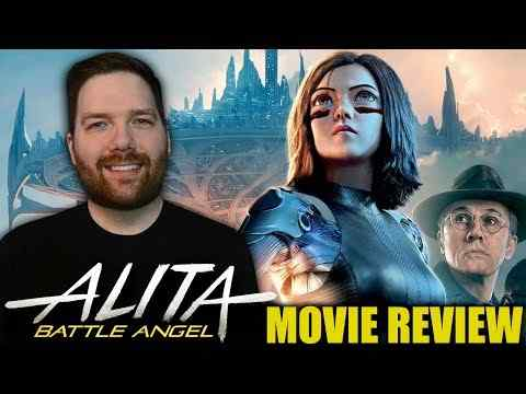Alita: Battle Angel - Chris Stuckmann Movie review