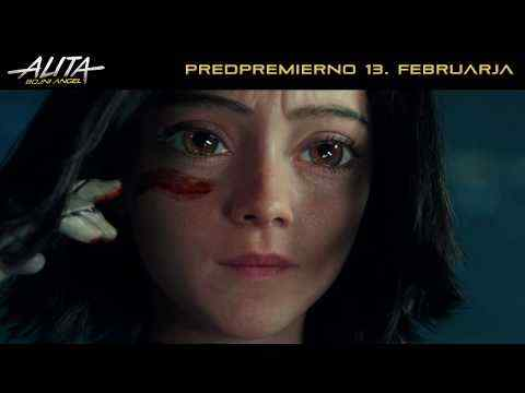 Alita: Bojni angel - TV Spot 2