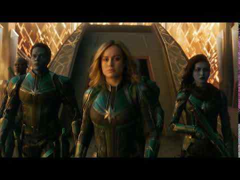 Stotnica Marvel - TV Spot 1