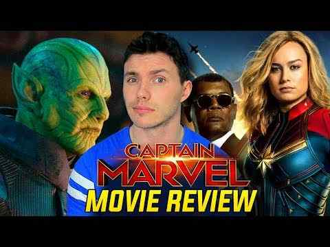 Captain Marvel - Flick Pick Movie Review