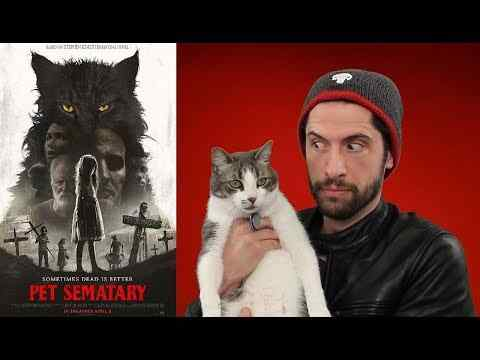 Pet Sematary - Jeremy Jahns Movie review