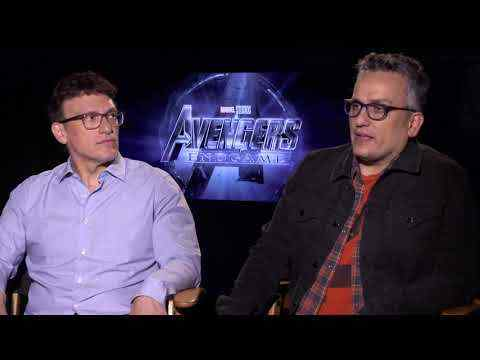 Avengers: Endgame - Directors Joe Russo & Anthony Russo Interview