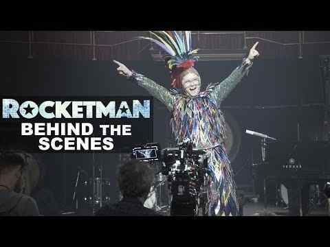 Rocketman - Behind The Scenes