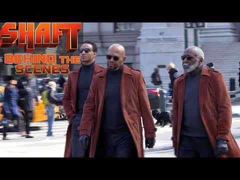 Shaft - Behind the Scenes