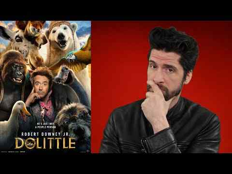 Dolittle - Jeremy Jahns Movie review
