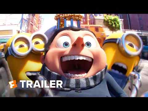 Minions: The Rise of Gru - trailer 1