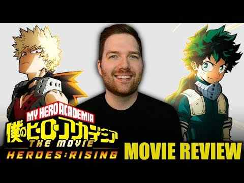 My Hero Academia: Heroes Rising - Chris Stuckmann Movie review
