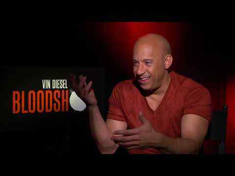 Bloodshot - Vin Diesel Interview
