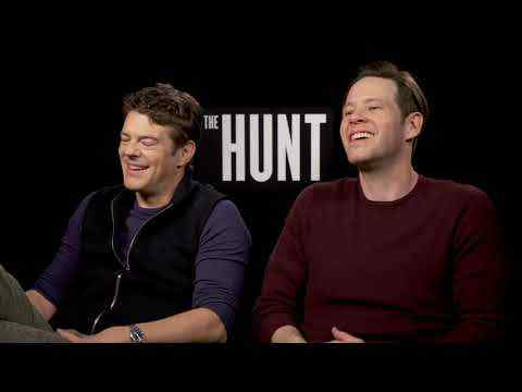 The Hunt - Ike Barinholtz & Jason Blum Interview