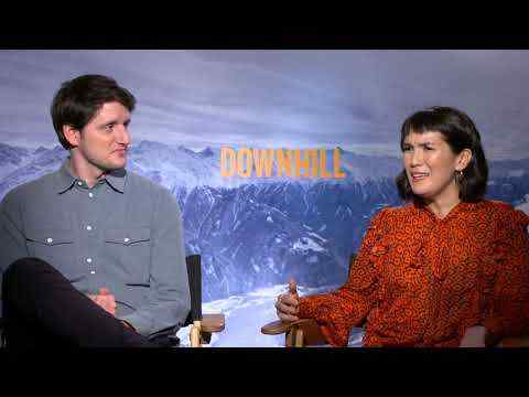 Downhill - Zach Woods & Zoe Chao Interview