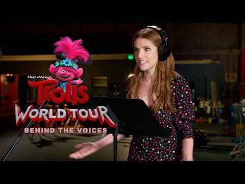Trolls World Tour - Behind the Voices