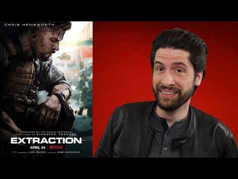 Extraction - Jeremy Jahns Movie review