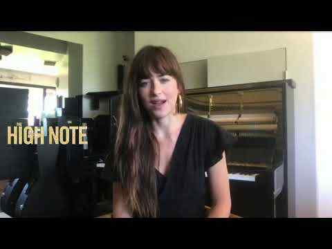The High Note - Dakota Johnson Interview