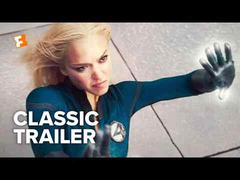 4: Rise of the Silver Surfer - trailer