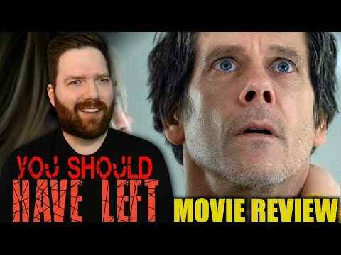 You Should Have Left - Chris Stuckmann Movie review