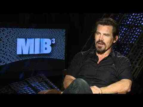 Men in Black 3 - Josh Brolin Interview